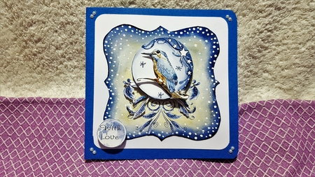 Blue Fairy Kingfisher Cup839719 16808 Craftsuprint