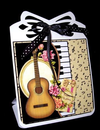 music guitar mini kit cup659469 936 craftsuprint. Black Bedroom Furniture Sets. Home Design Ideas