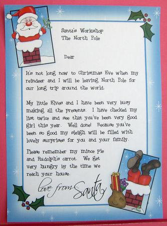 Girl S Letter From Santa Cup25527 359 Craftsuprint