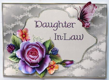 Birthday In Laws Birthday Gallery – Birthday Cards for Daughter in Law
