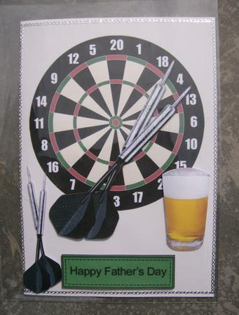 Father S Day Darts Amp Dartboard Cup87413 831 Craftsuprint