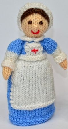 Ww1 Red Cross Nurse Amp Florence Nightingale Nurse Doll