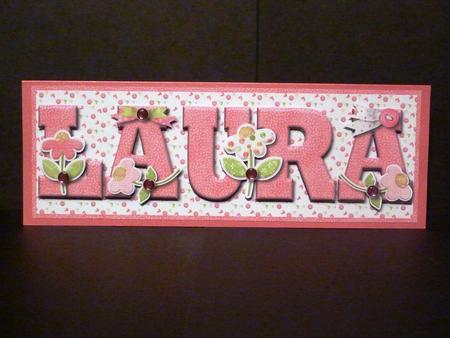 laura bubble letters - photo #2