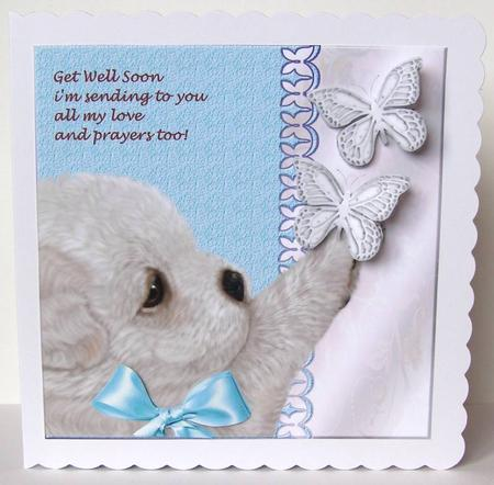 cute puppy get well soon verse cup534463 936 craftsuprint
