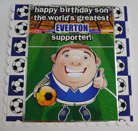 Everton Football Club Happy Birthday Son CUP283063971 – Everton Birthday Cards