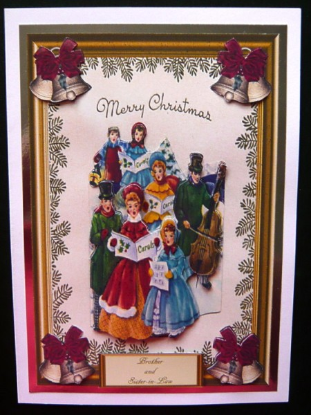 Christmas Cards With Photo Insert