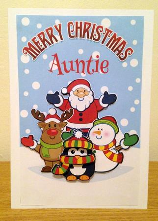 Christmas Auntie / Christmas / Gallery