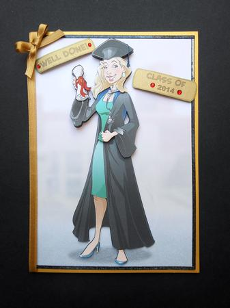 graduation lady doctor cup550251 437 craftsuprint