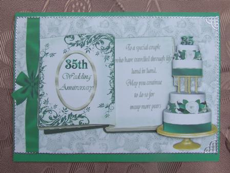 35th Jade Wedding Anniversary Cup92101 543 Craftsuprint