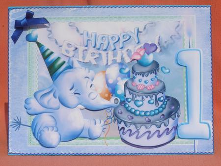 Free Printable Birthday Card For A Boy