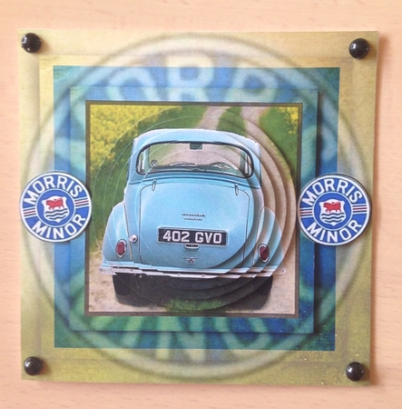 by Bodil Lundahl The worlds Biggest small car Morris Minor