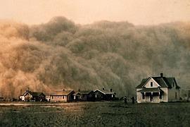 Dust Bowl Drought