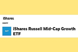 iShares Russell Midcap Growth ETF