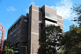 Arnold & Marie Schwartz College of Pharmacy and Health Sciences