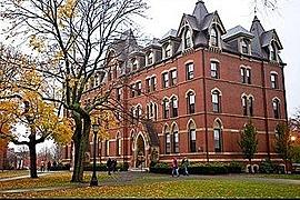 The Fletcher School at Tufts University