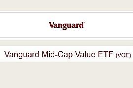 Vanguard Mid-Cap Value ETF