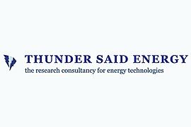 Thunder Said Energy