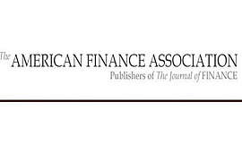 American Finance Association