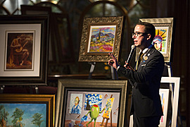Fine Art Auctions - Industry
