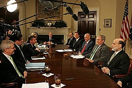 The Presidents Working Group on Financial Markets