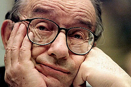 Greenspan Irrational Exuberance Speech