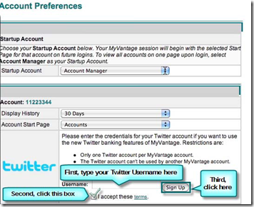 Vantage Credit Union Login >> Best Of Web Vantage Credit Union Is First To Tap Twitter