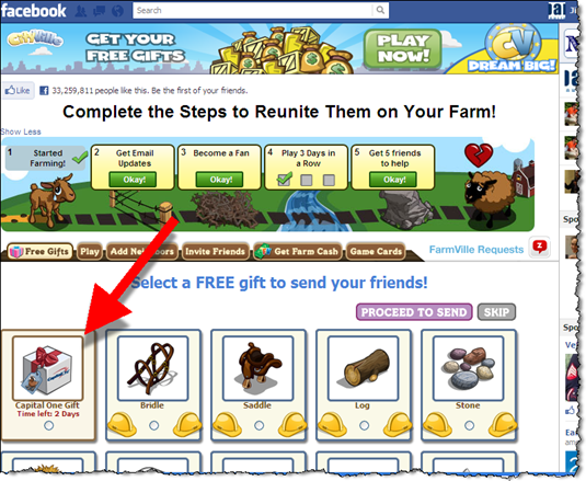 Capital One Pays to Play in Zynga's Virtual Worlds - Finovate