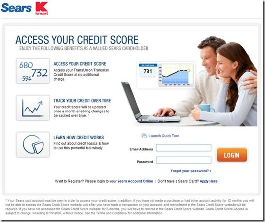 Credit Karma Provides Free Credit Scores To Sears