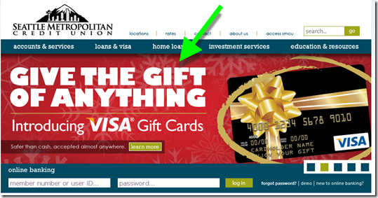 Holiday Promotions From Credit Unions And Community Banks Finovate