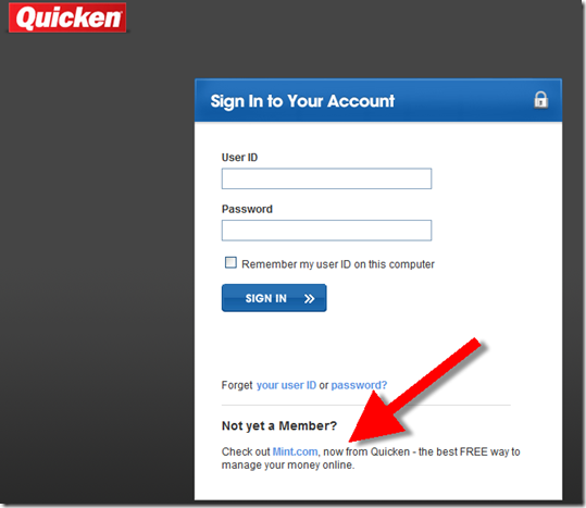Intuit's New Quicken Site Sprouts Some Mint - Finovate