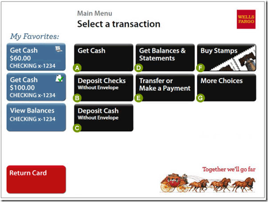 Wells Fargo Launches Much-Needed Personal Finance Tool: ATM Cash