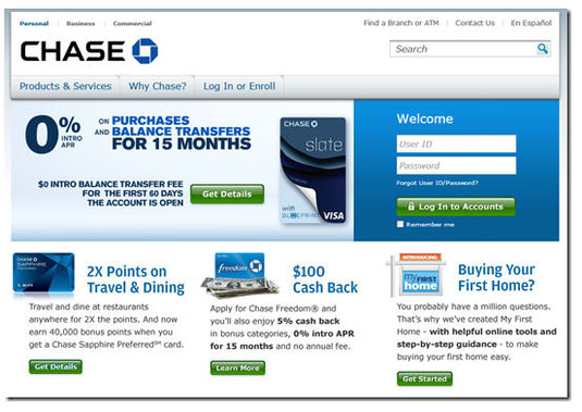 Chase Bank Archives Page 2 Of 6 Finovate