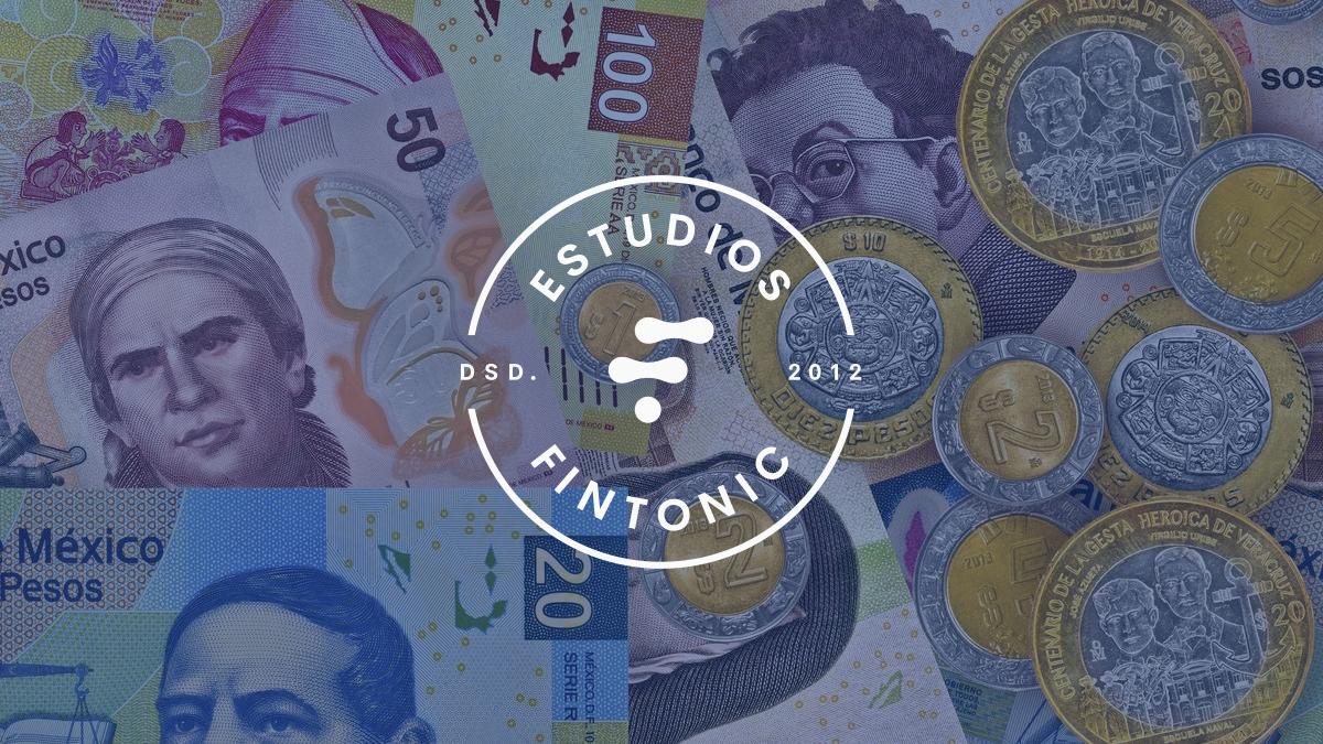 Estudios Fintonic: Los bancos cobran a dos de cada tres clientes $554 en comisiones.