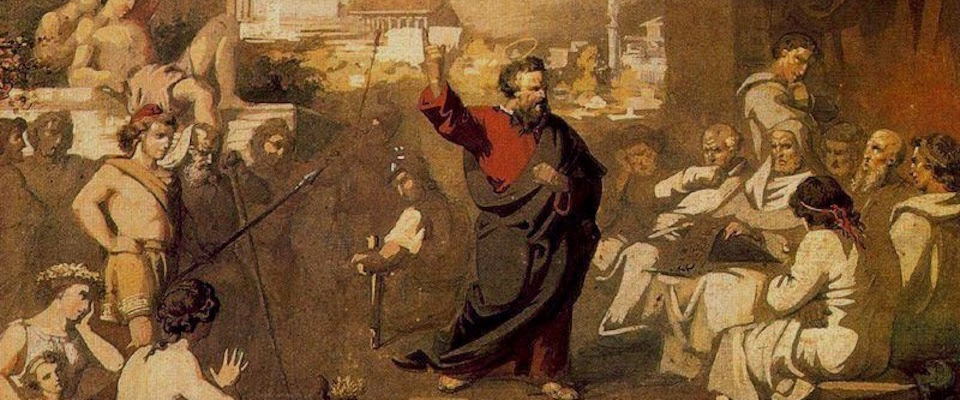 Evangelizing the Nones by Robert Barron | Articles | First Things