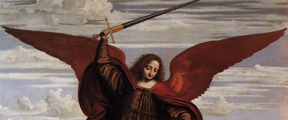 St  Michael, Pray for Us | Matthew Hennessey | First Things