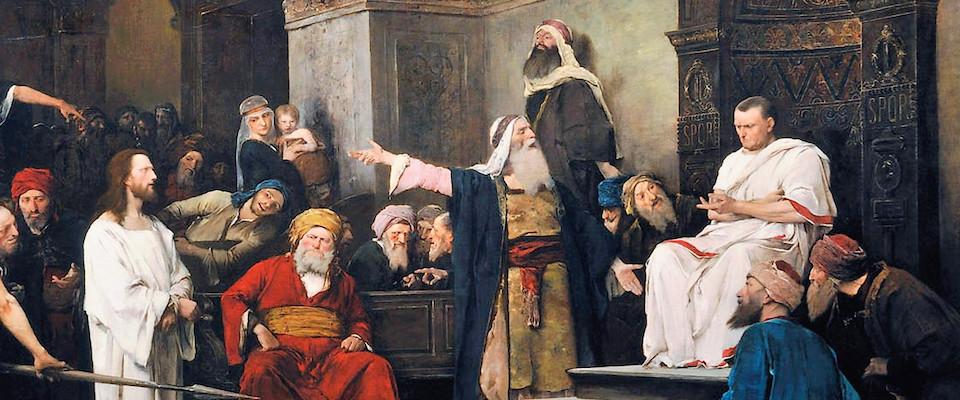 Nietzsche's Pilate | Mark Bauerlein
