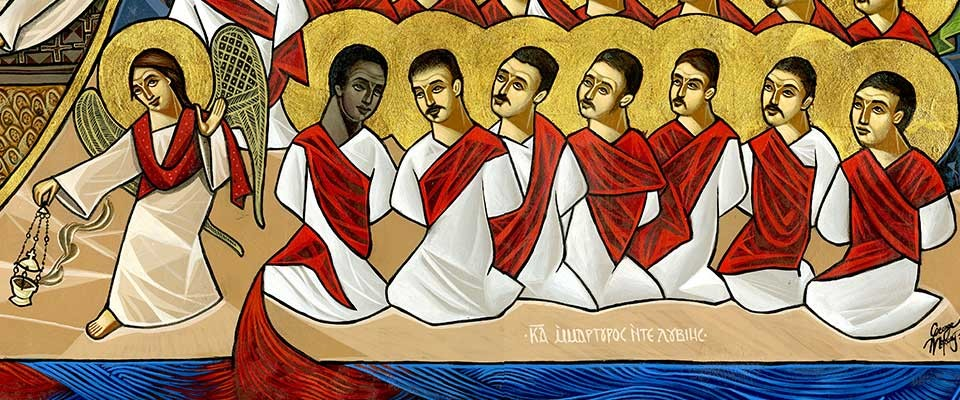 The 21 A Journey Into The Land Of Coptic Martyrs Event Calendar