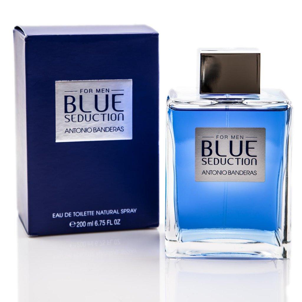 56b846f5fe Blue Seduction By Antonio Banderas 6.7oz 200ml Edt Spray For Men New In Box