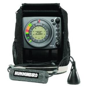 1.Humminbird ICE-55 Six Color Flasher with LCD