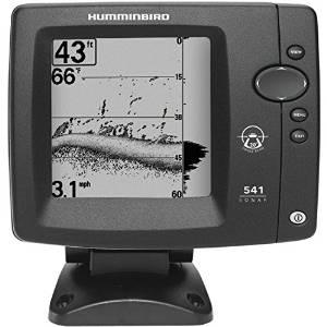 2.Humminbird 409700-1 541 Fish Finder