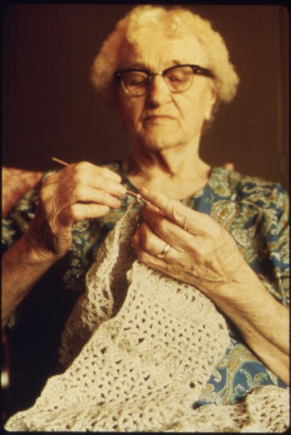 Agnes Wilson, 91