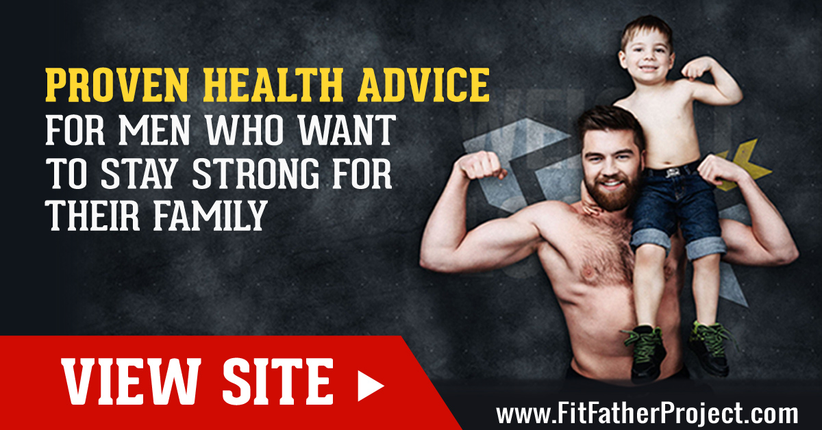 Building Muscle After 40 - The Step-By-Step Guide For Fathers