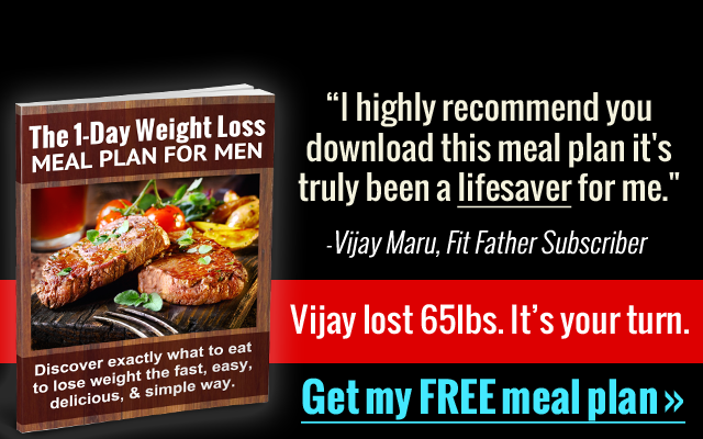 FREE 1-DAY WEIGHT LOSS MEAL PLAN...
