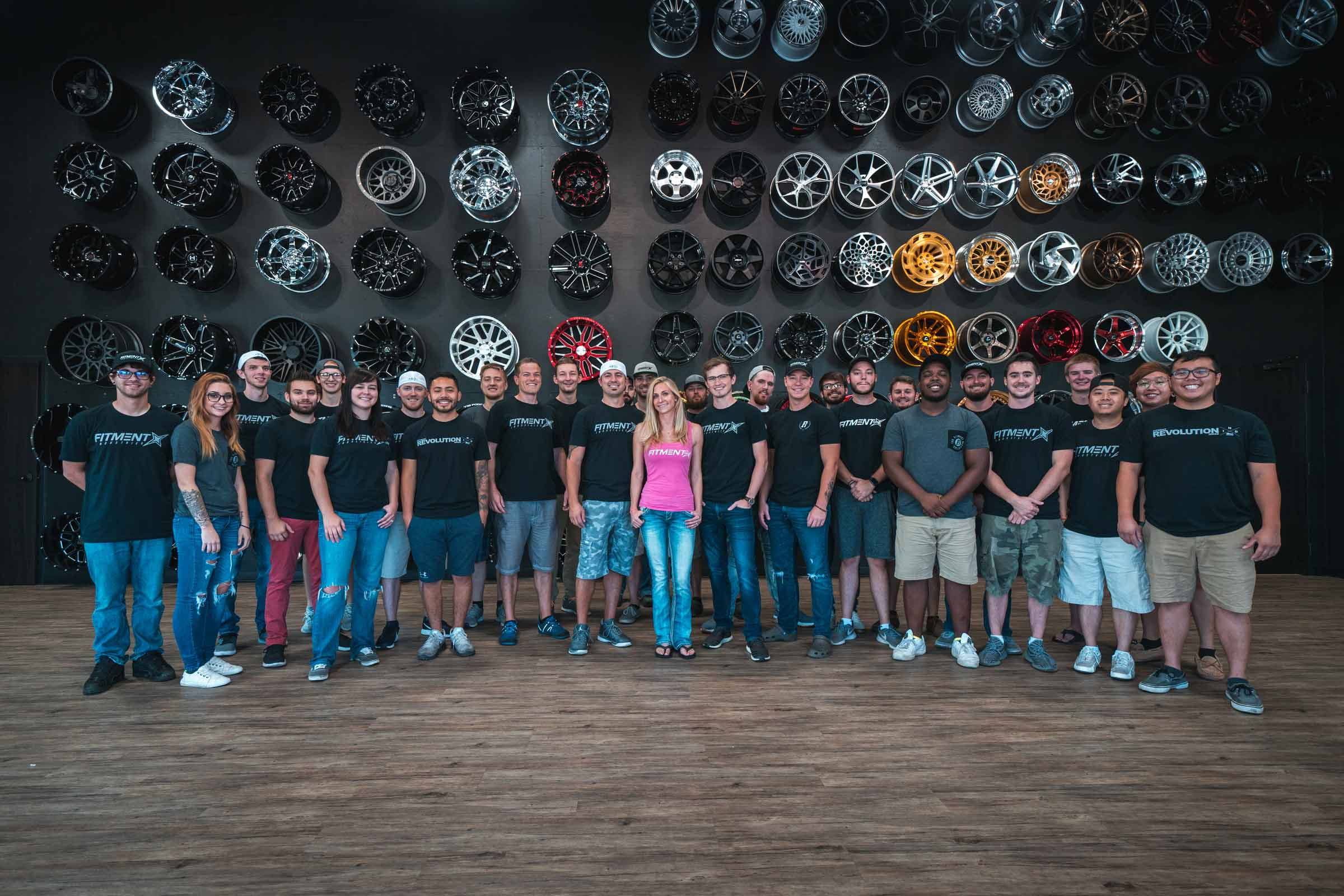 Fitment Industries Team Photo