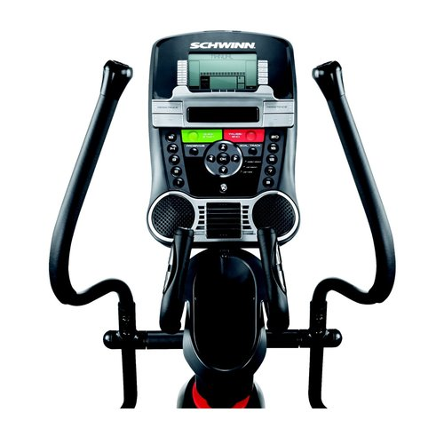 schwinn_430_elliptical_machine_panel