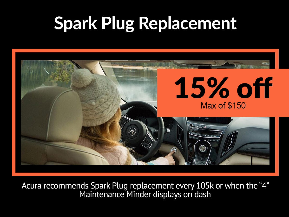 Spark Plug Replacement Service in Denver, CO | Mile High Acura