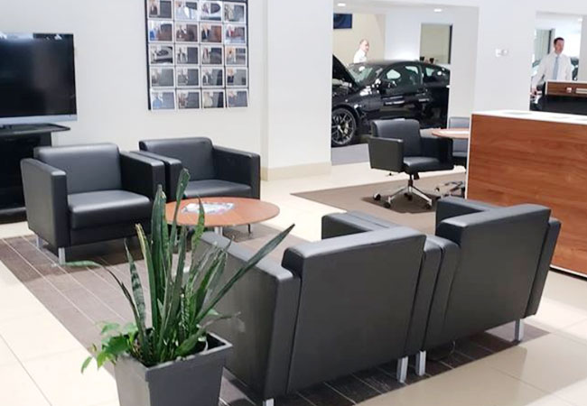 BMW Dealership amenities Suntrup BMW St. Louis, MO