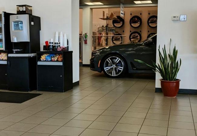 BMW Dealership Tire Center Suntrup BMW St. Louis, MO