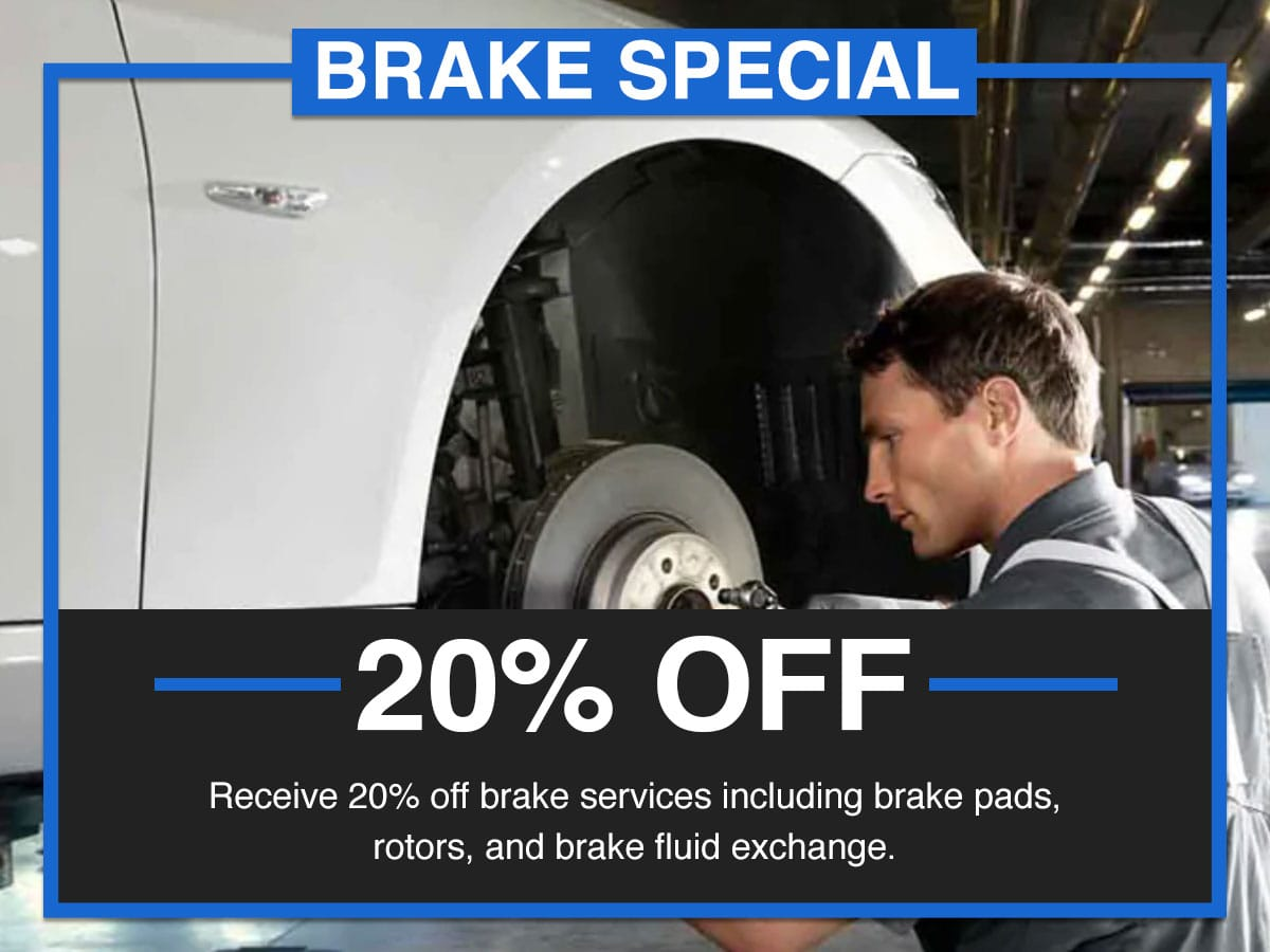 Suntrup BMW Brake Special Service Special Coupon St. Louis, MO