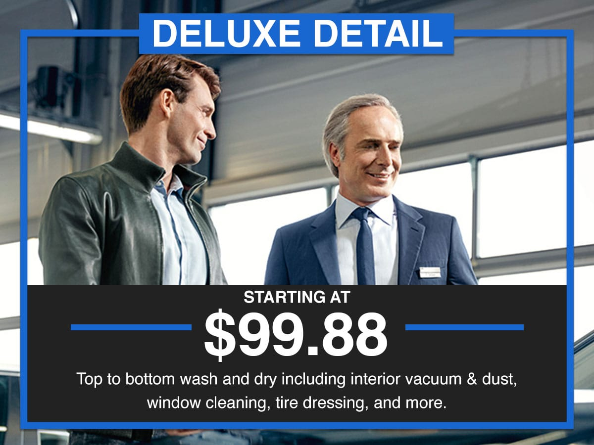 Suntrup BMW Deluxe Car Wash & Detail Service Special Coupon St. Louis, MO